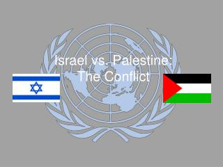 Israel vs. Palestine: The Conflict