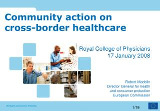 Community action on cross-border healthcare