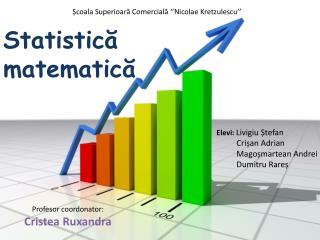 Statistică matematică