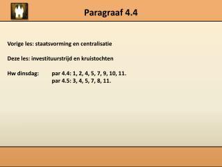 Paragraaf 4.4