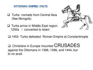 Ottoman  Empire : Facts