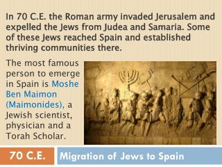 Migration of Jews to Spain