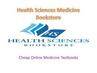 Health Sciences Medicine Bookstore