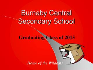 Burnaby Central Secondary School