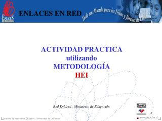 Red Enlaces  -  Ministerio de Educación