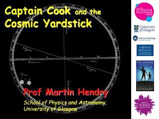 Prof Martin  Hendry School of Physics and Astronomy,  University of Glasgow