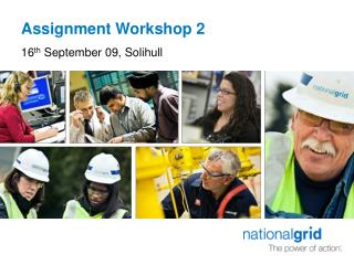 Assignment Workshop 2