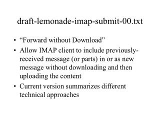 draft-lemonade-imap-submit-00.txt