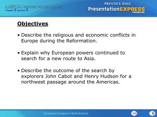 Describe the religious and economic conflicts in Europe during the Reformation.