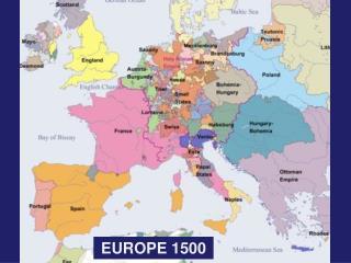 EUROPE 1500