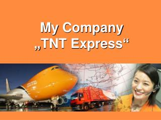 My  Company �TNT Express�