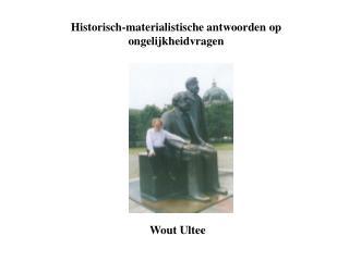 Historisch-materialistische antwoorden op ongelijkheidvragen