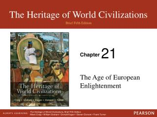The Age of European Enlightenment
