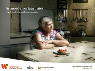 Campagne 2012 Armoede verjaart niet