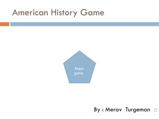 American History Game