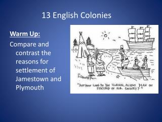 13 british colonies essay