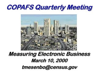 COPAFS Quarterly Meeting