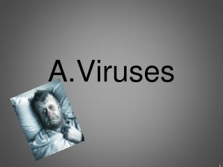 A.Viruses