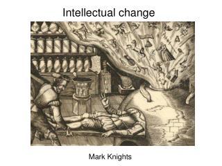 Intellectual change