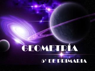 GEOMETR�A