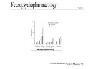 Neuropsychopharmacology  (2013)  38 , 1763-1769; doi:10.1038/npp.2013.75