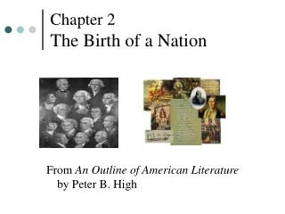 Chapter 2 The Birth of a Nation