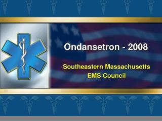 Ondansetron - 2008