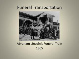 Funeral Transportation