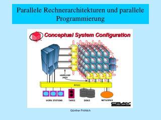 Parallele Rechnerarchitekturen und parallele Programmierung