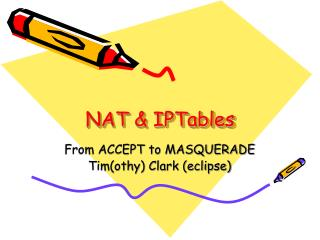 NAT & IPTables