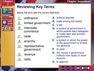 Chapter Assessment 2