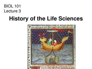 BIOL 101  Lecture 3