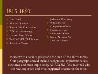 1815-1860