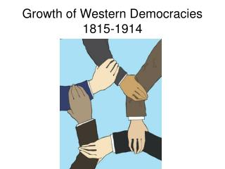 Growth of Western Democracies 1815-1914