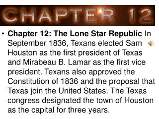 Chapter 12 Republic