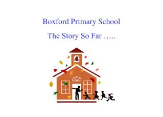 Boxford Primary School The Story So Far …..