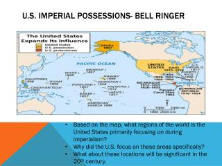 U.S. Imperial Possessions- Bell Ringer
