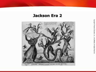 Jackson Era 2