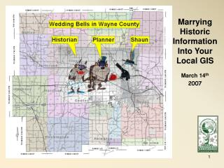 Marrying Historic Information Into Your Local GIS