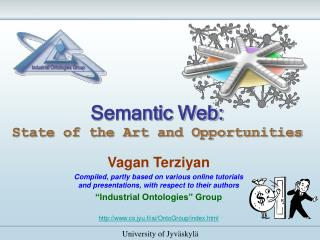 Semantic Web: State of the Art and Opportunities