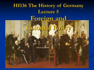 HI136 The History of Germany Lecture 5