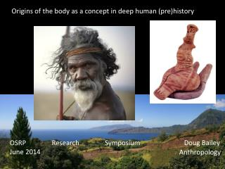 Origins of the body as a concept in deep human (pre)history