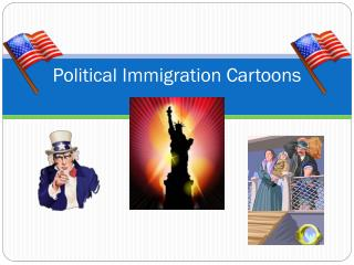 Political Immigration Cartoons