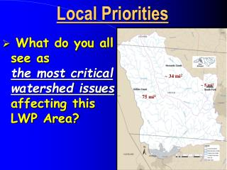 Local Priorities