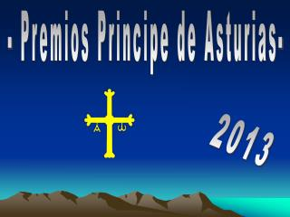 - Premios Principe de Asturias-