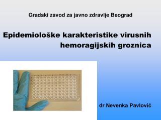 Gradski zavod za javno zdravlje Beograd