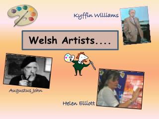 Welsh Artists....