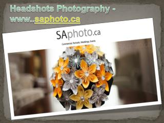 Headshots Photography - www..saphoto.ca