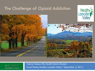 The Challenge of Opioid Addiction