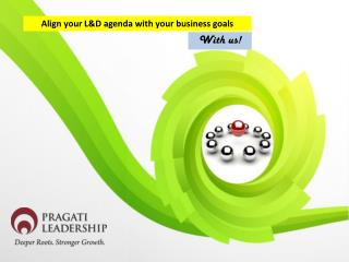Transforming Organizations through continuous Learning and Development